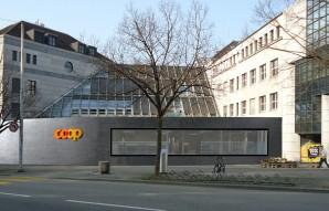 Erweiterung Verkaufsstelle